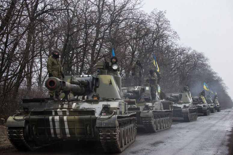 photo credit - OSCE Special Monitoring Mission to Ukraine - https://commons.wikimedia.org/wiki/File:OSCE_SMM_monitoring_the_movement_of_heavy_weaponry_in_eastern_Ukraine_(16544235410).jpg