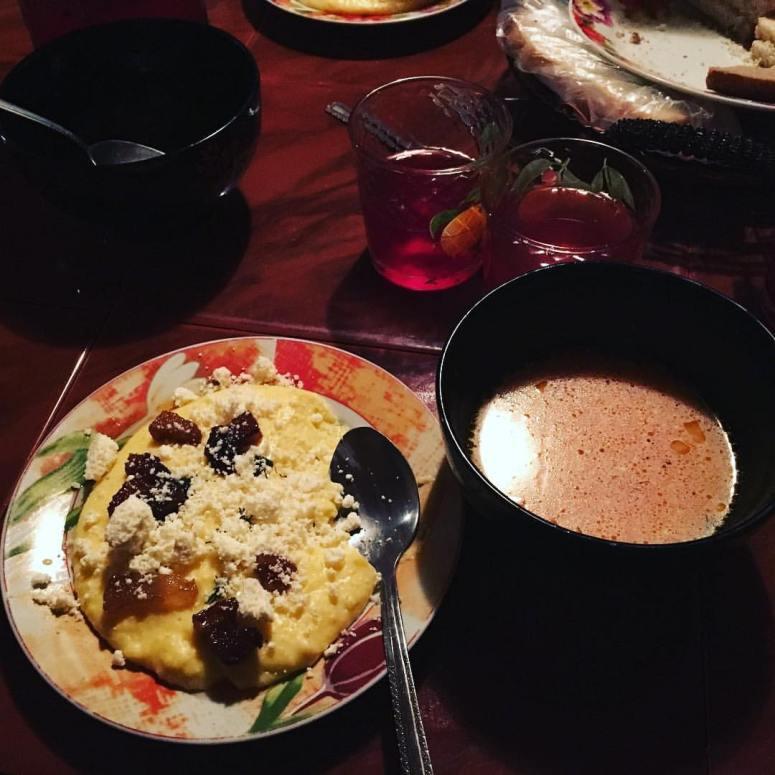 banosh and borscht