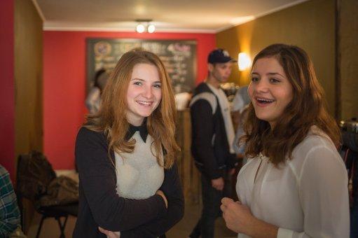 Fellowship in Cafe