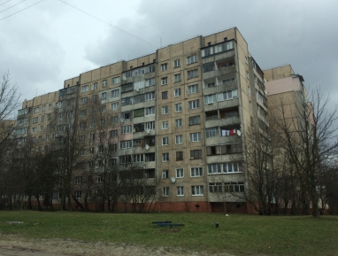 L'viv apartment building