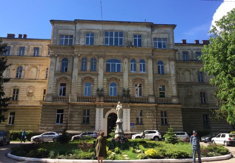 L'viv Oblasna Hospital